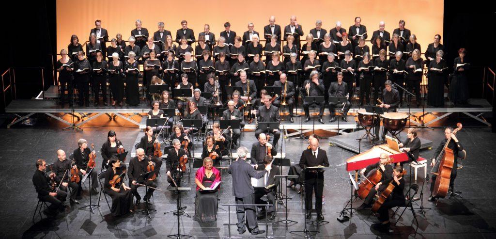 Sinfonia Metropol Orchestre et Choeur Musica mediante La Creation Haydb dec 2016