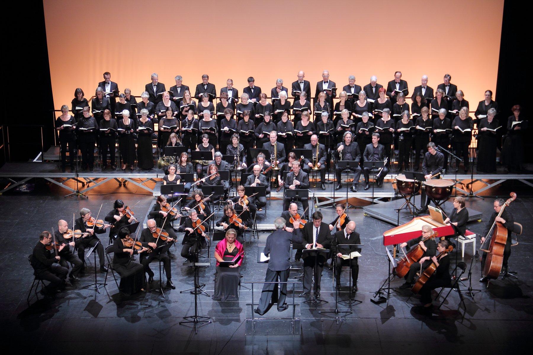 Choeur Musica Mediante et Sinfonia Metropole Orchestre